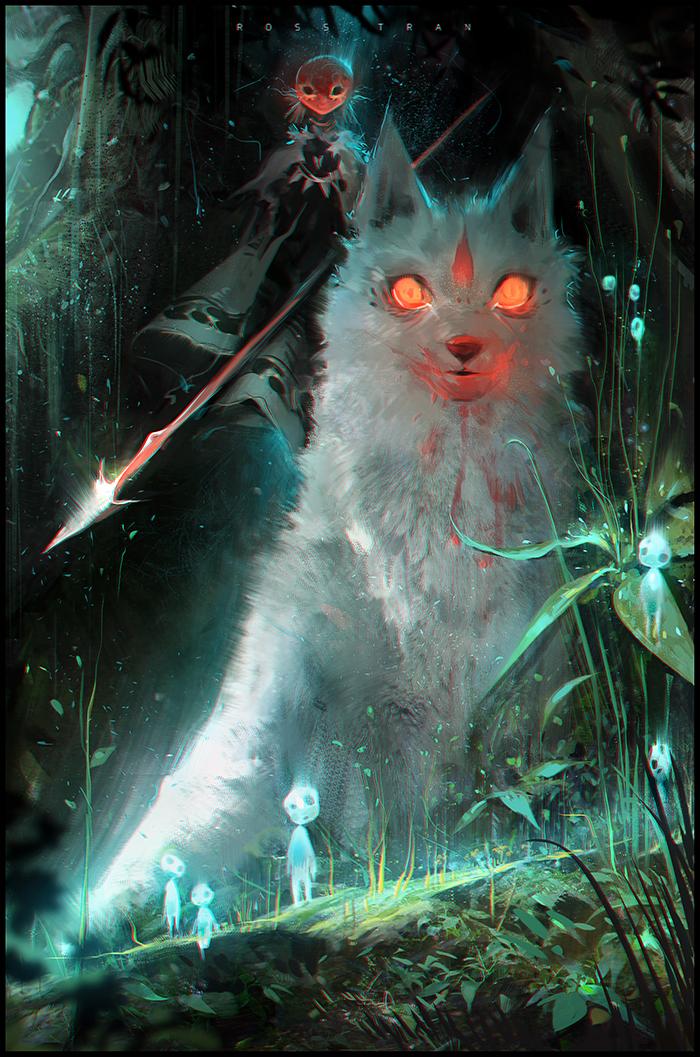 Copy of Princess Mononoke