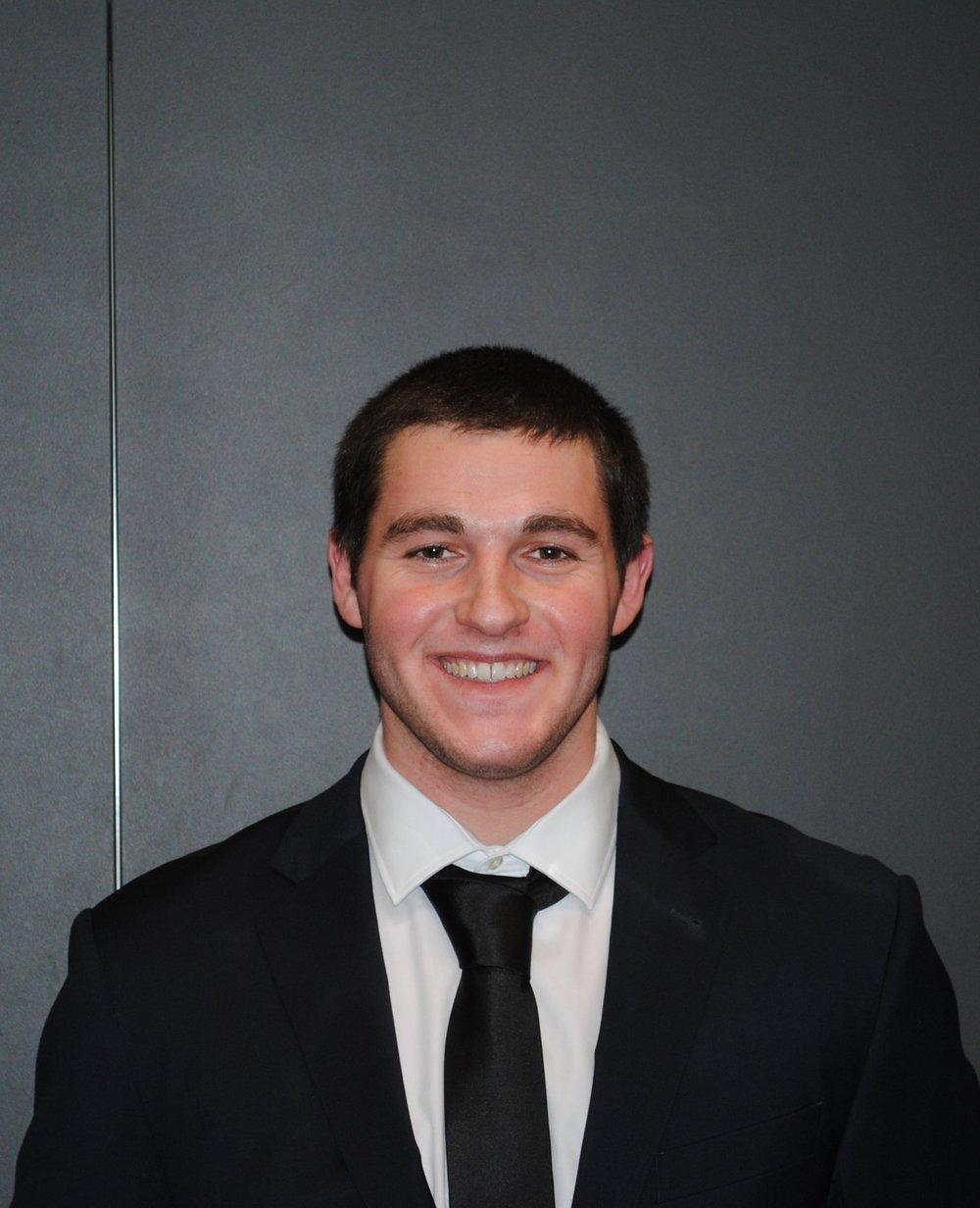 Jacob Moeckler, PLedge class of 2016