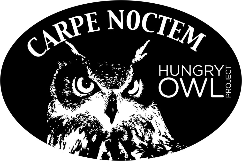 Carpe noctem bumper sticker 5 out of stock but more stock coming soon