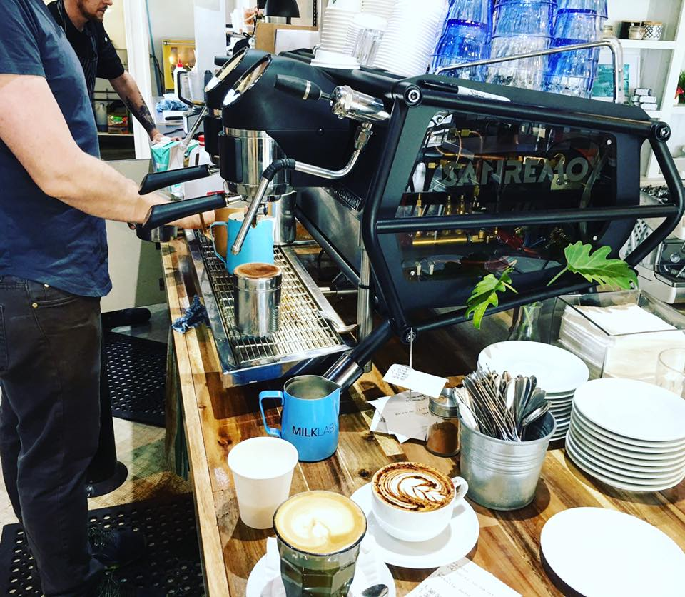 Voted... - Best Coffee on the Gold Coast 2018 GC Bulletin.AGFG Readers Choice Award: Winner 'Cafe' Gold Coast QLD 2018