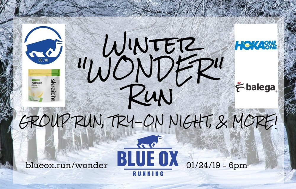Winter Wonder Run