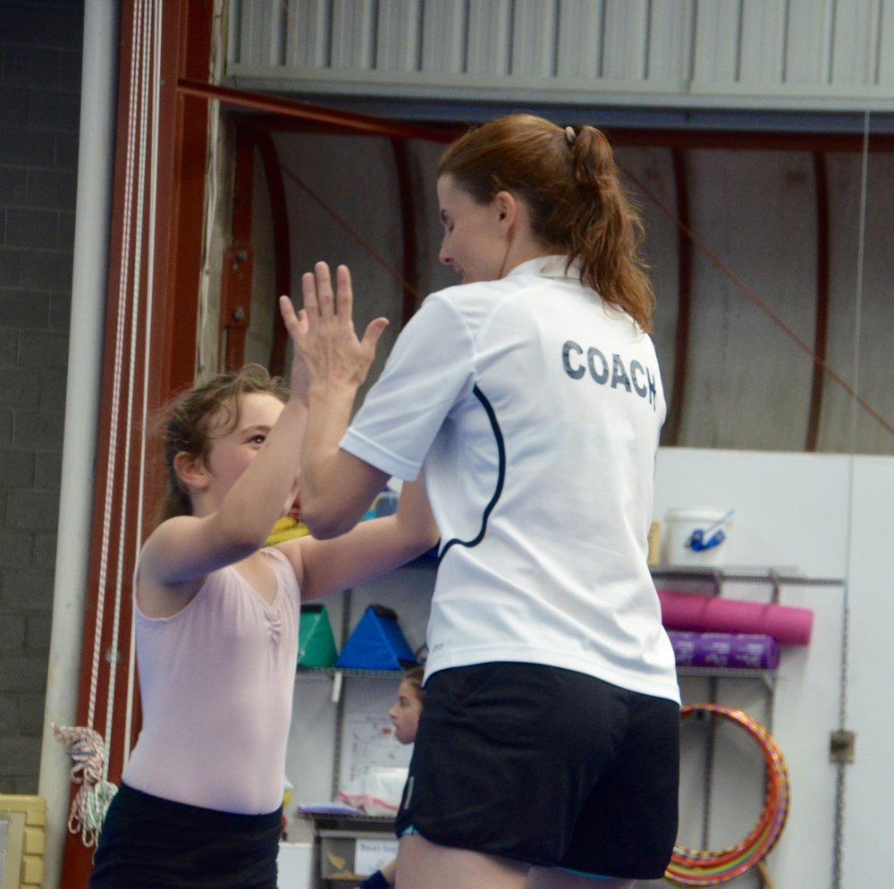 Gymnastics Coaching