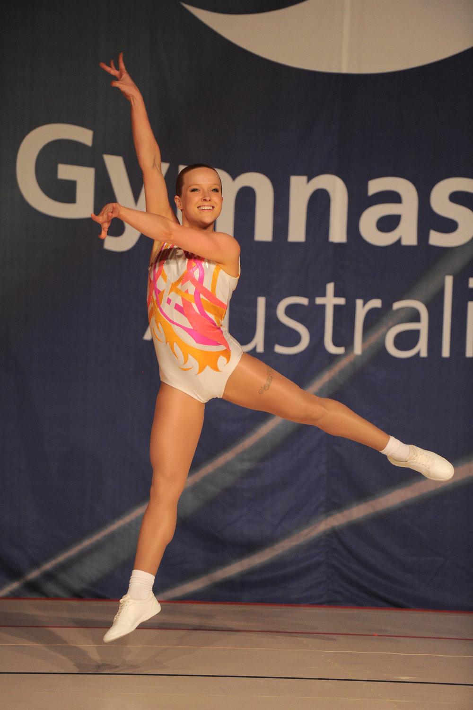 Aerobic Gymnastics