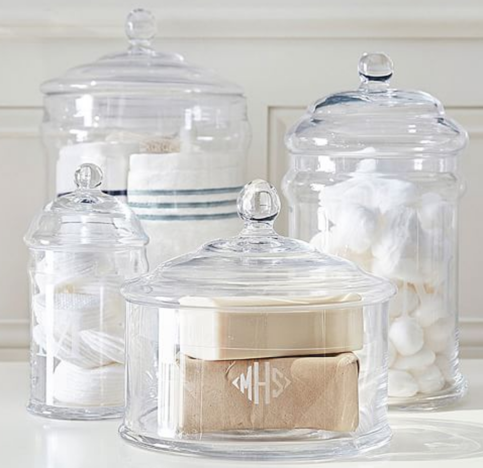 PB CLASSIC GLASS CANISTER -