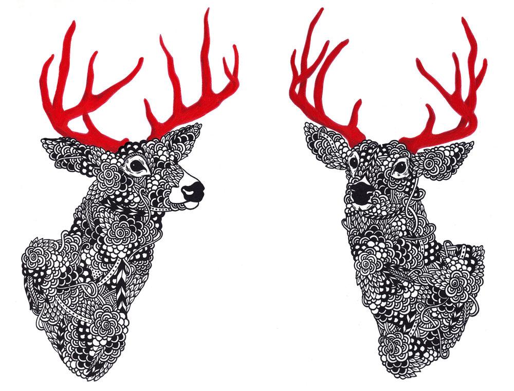 Buck 1 & Buck 2