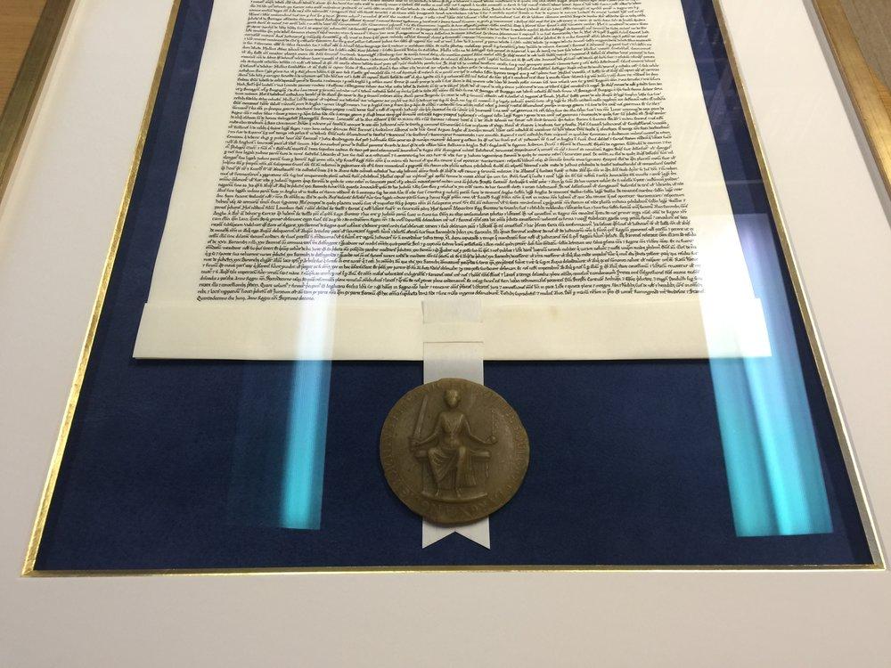 Magna Carta -
