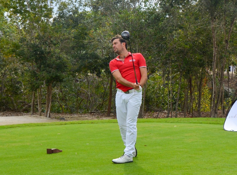 Mauricio Azcue - PGA Tour Latinamerica