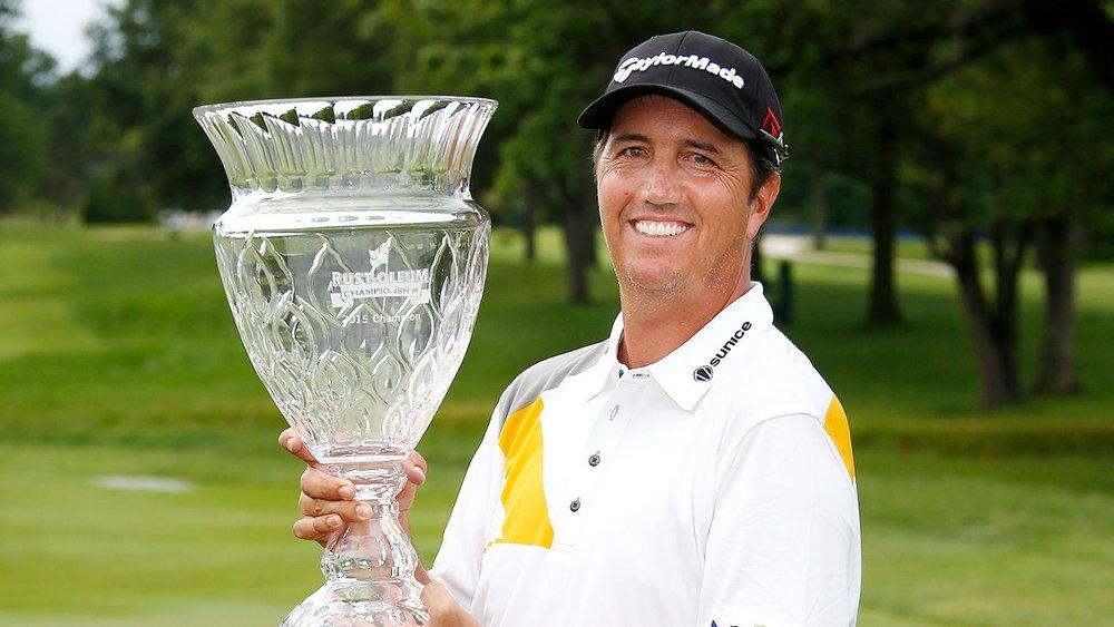 Shane Bertsch - PGA Tour & Web.com Tour