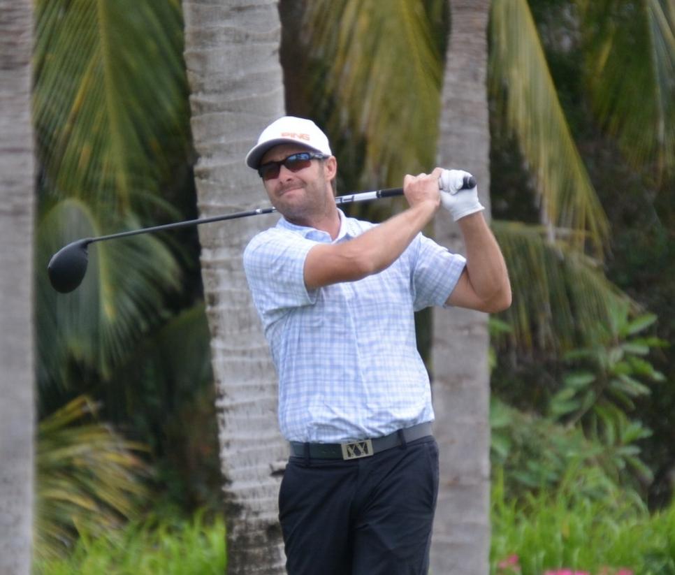 Derek Gillespie - PGA Tour Canada