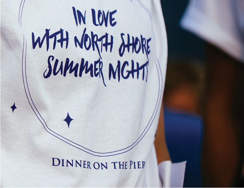 DINNER ON THE PIER - CREATIVE DIRECTOR AND CO FOUNDER // IN 2015, I FOUNDED DINNER ON THE PIER, AN EVENT THAT CELEBRATES COMMUNITY WITH A LONG TABLE DINNER IN THE HEART OF NORTH VANCOUVER.  With a passion for community and connection, this event is a project created with love and dedication to local, authentic businesses.