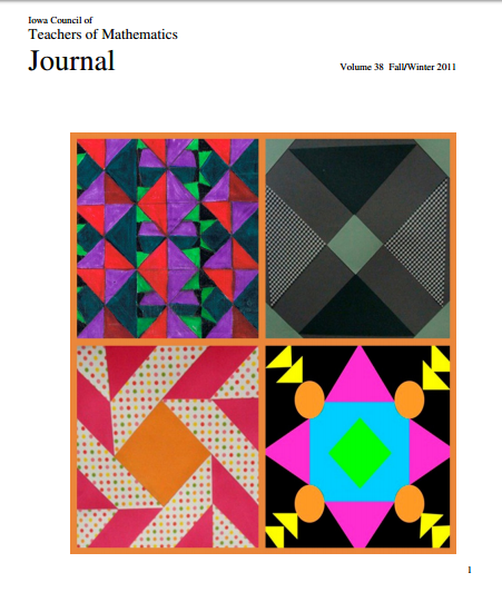 ICTM Journal Fall/Winter 2011