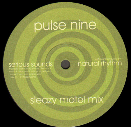 Pulse Nine  Serious Sounds (2000)