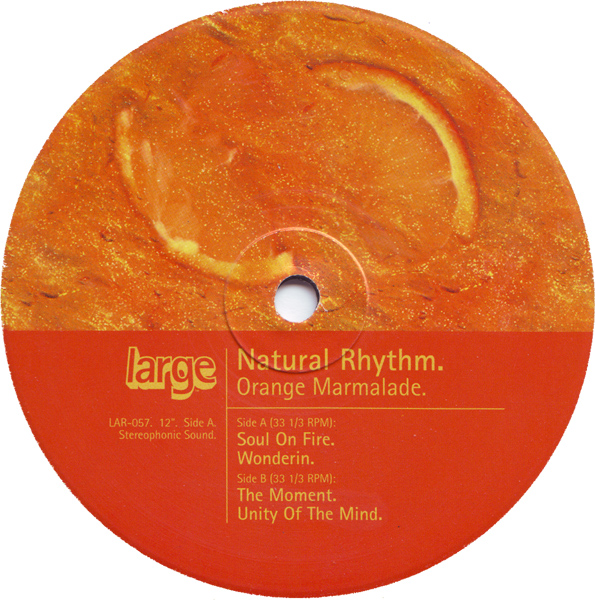 Orange Marmalade Large Records (2001)