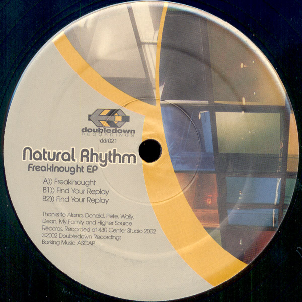Freakinought EP Doubledown Recordings (2002)