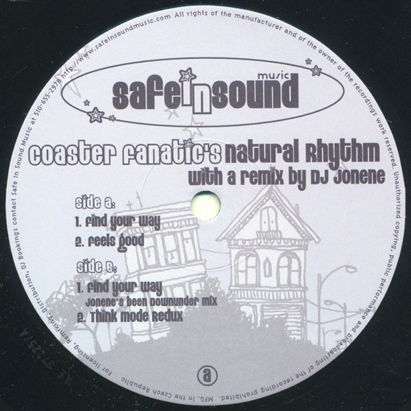 Coaster Fanatics  Safe In Sound Music (2002)