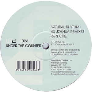 4U Part 1 (Joshua Remixes) Under The Counter (2000)