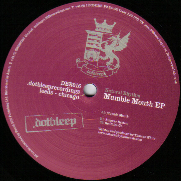 Mumble Mouth EP .dotbleep recordings (2006)