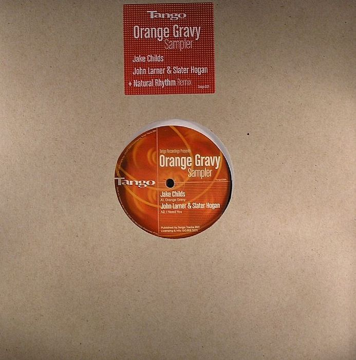 "Jake Childs ""Orange Gravy""  Tango Recordings (2005)"