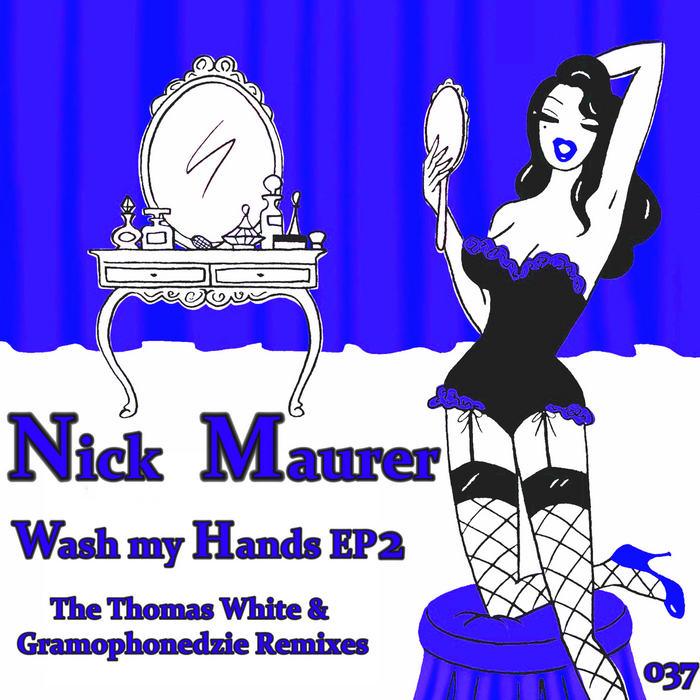 """Nick Maurer """"Wash My Hands"""" Shak Digital (2009)"""