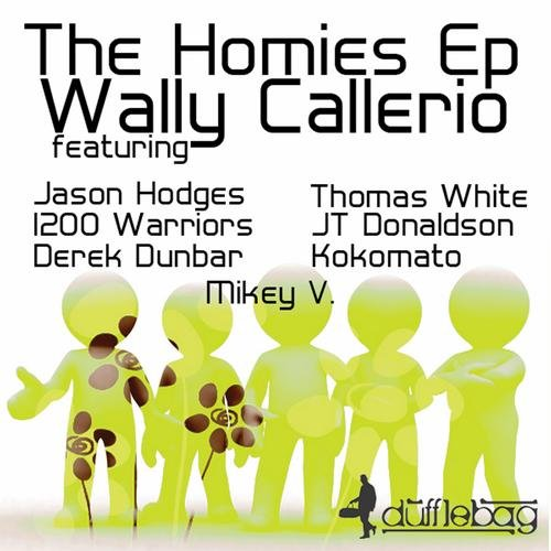 "Thomas White & Wally Callerio  ""Spoonful"" Dufflebag (2012)"