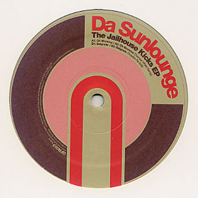 "Da Sunlounge ""Oh Mamma""  Goodfamily Recordings (2005)"