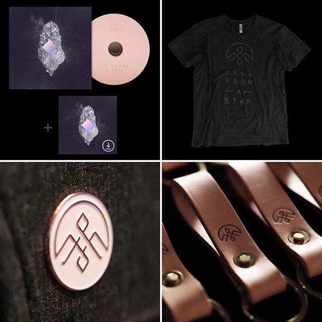 FFAS SWAG GIVEAWAY!  We are giving away a swag bag of every piece of merch we have — a physical CD, FFAS logo shirt, rose gold pin, and leather keychain.  HOW TO ENTER: buy a ticket for our upcoming show at @columbiacitytheater !! (Ticket link in bio) That's it! Winner will be chosen at random the night of the show.  Good luck and we'll see you there!! 😘😘😘😘😘 #giveaway #show #local #localband #freestuff #swag #linkinbio