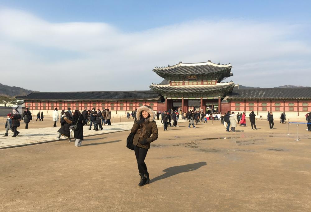 Gyeongbokgun Palace