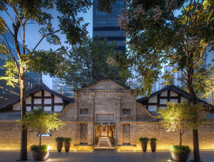 Chengdu Temple Hotel