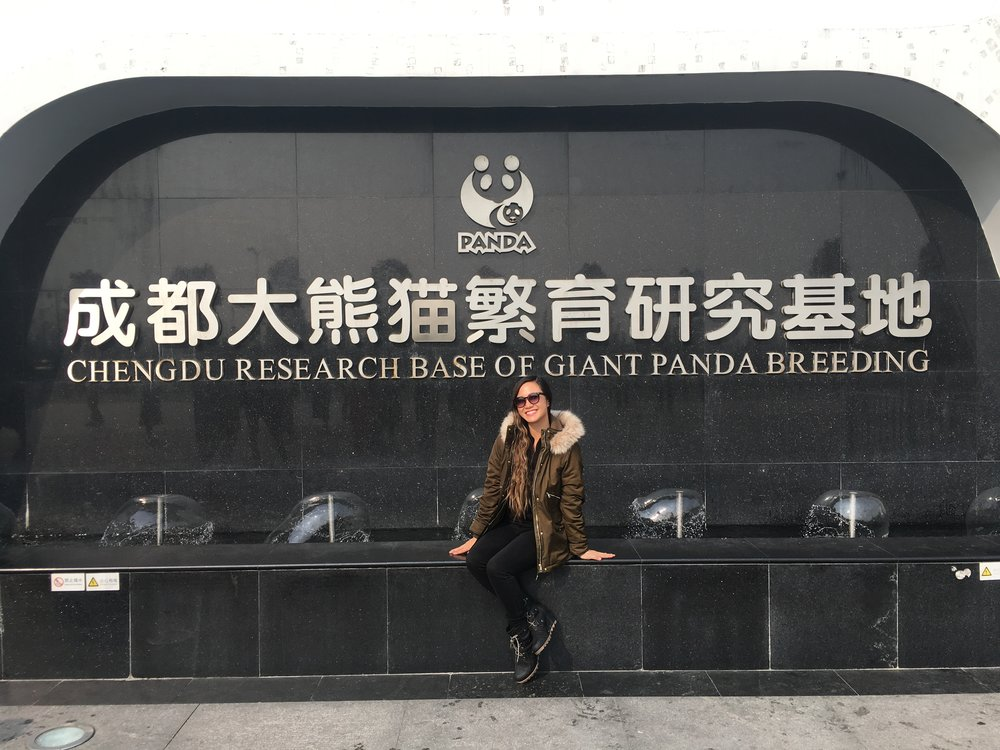 Chengdu Panda Research Center