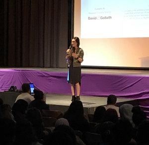 Bell High School's Alpha Program Speaker