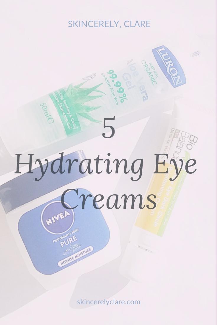 anti aging eye creams