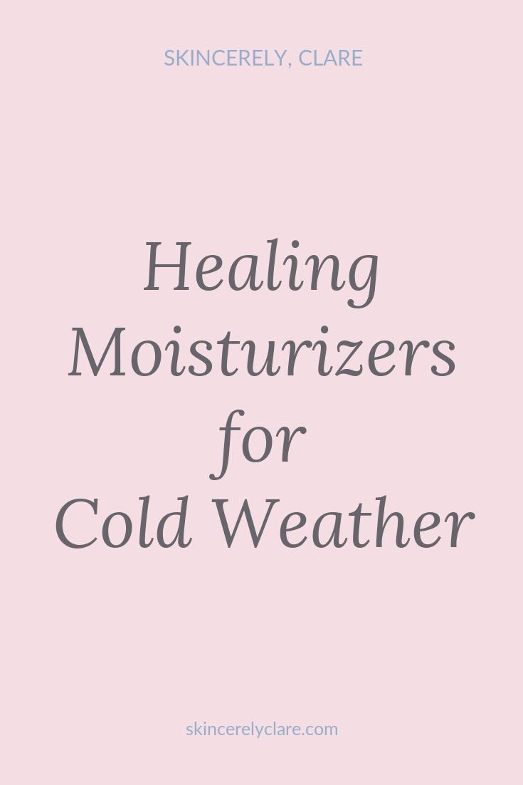 moisturizers for dry winter skin