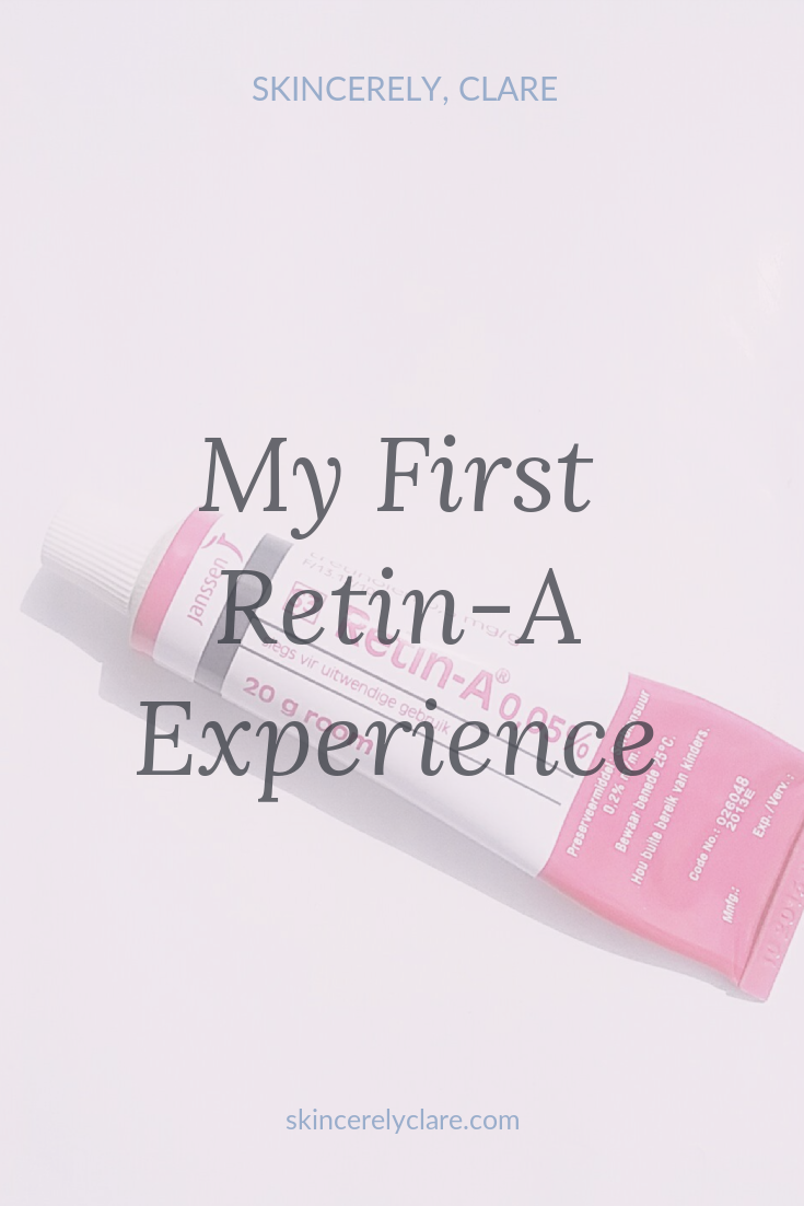 My first experience retina a