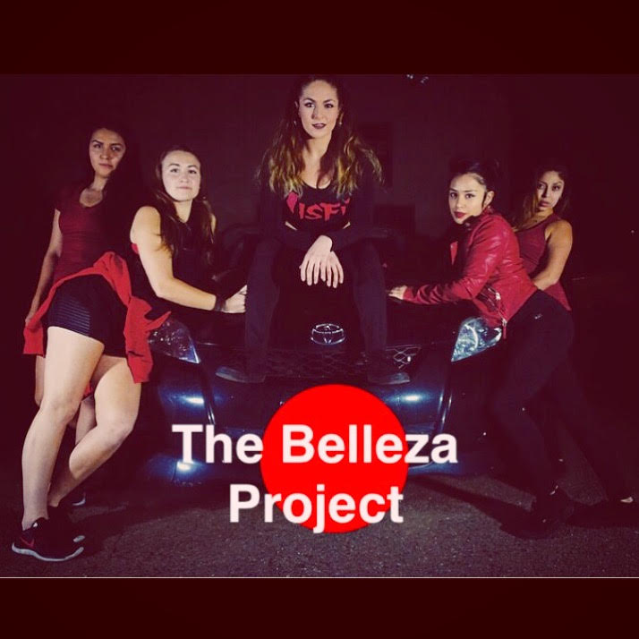 Belleza Project - is an all female hiphop group. No matter if the piece is hard hitting and aggressive or slow and sultry these girls know how to let their inner confidence shine. Available for performances, workshops, classes, privates, birthday parties, events etc....