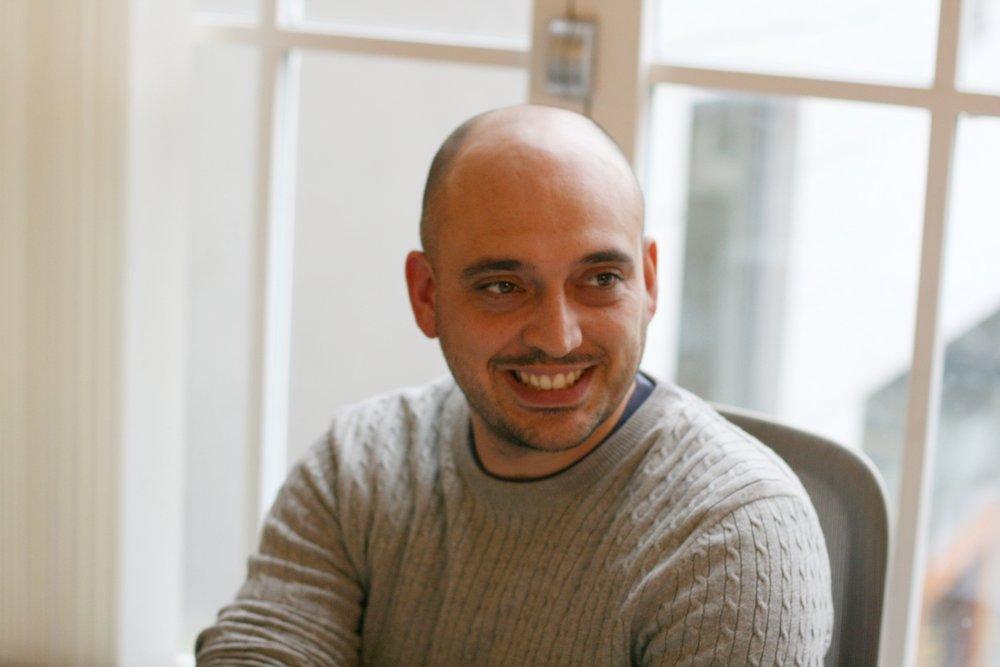 Daniel Eddy  Research Director