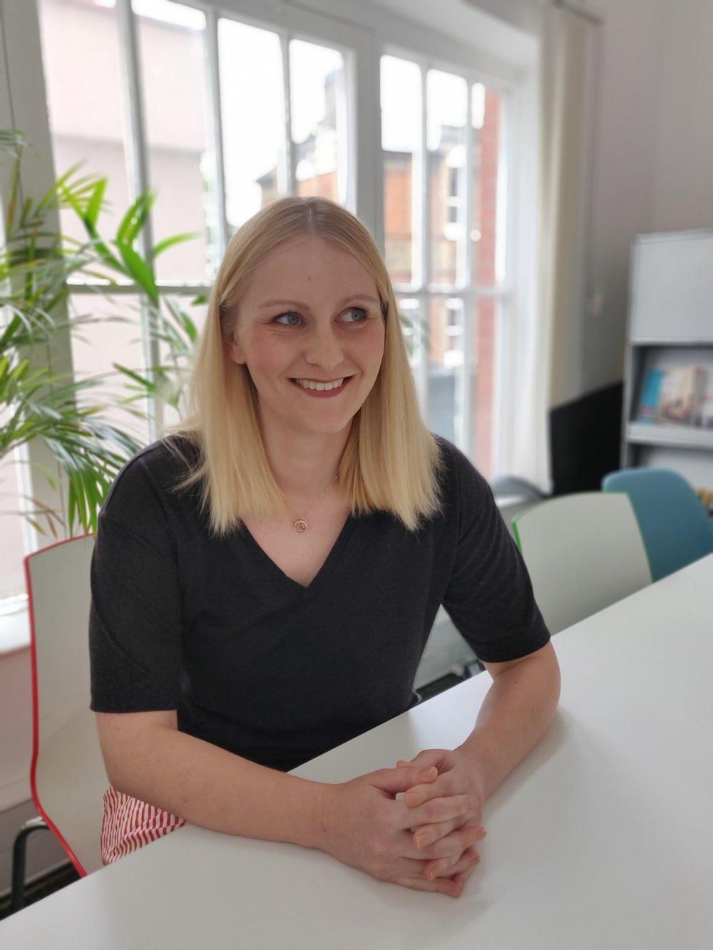Olga Piwonska  Associate Director