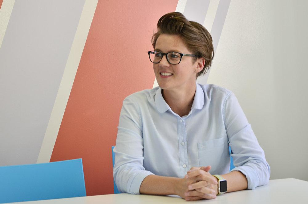 Jo Hughes  Head of Data