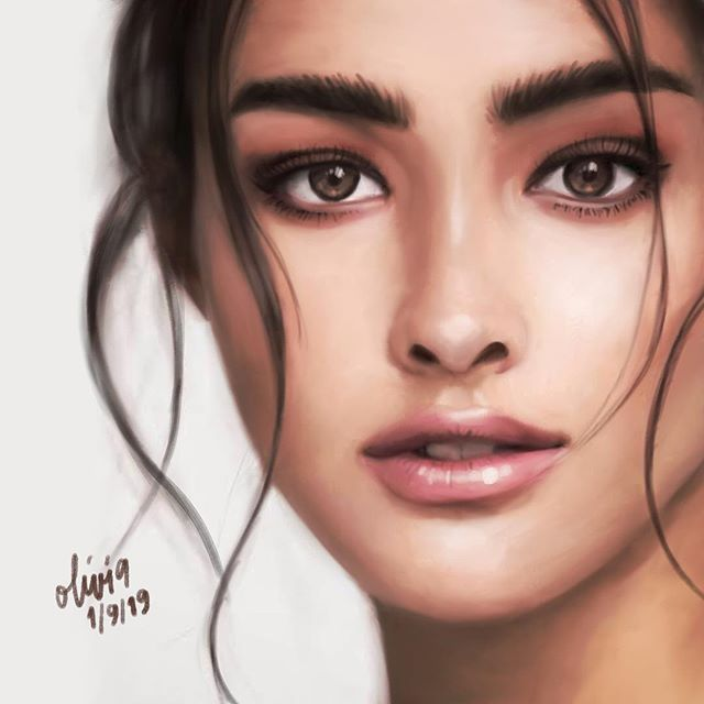 Belated Happy Birthday, queen! It's always such a delight to see miss @lizasoberano on screen! My girl crush talaga 😂😩 she's not only beautiful but very kind and talented as well. Plus, very classy! 😍 . . Next post will be on Friday. Will take a day off, haha! Swipe left for process video. 😉 . #lizasoberano #pinaybeauty #beautifulgirls #painting #digitalpainting #digitalart #filipina #celebrityportrait #illustration #portraits #drawing #artwork #artoftheday #drawingoftheday #procreate #ipadart #handdrawn