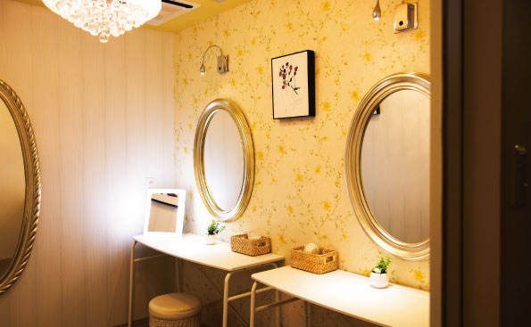 RZP Sugamo: share house powder room