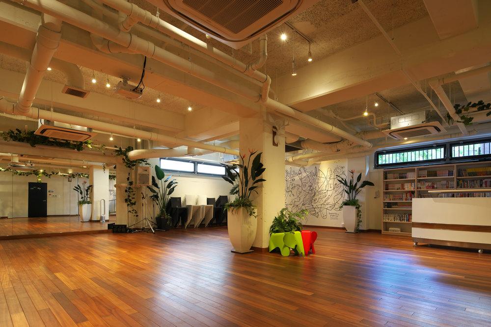 the white room, Sugamo