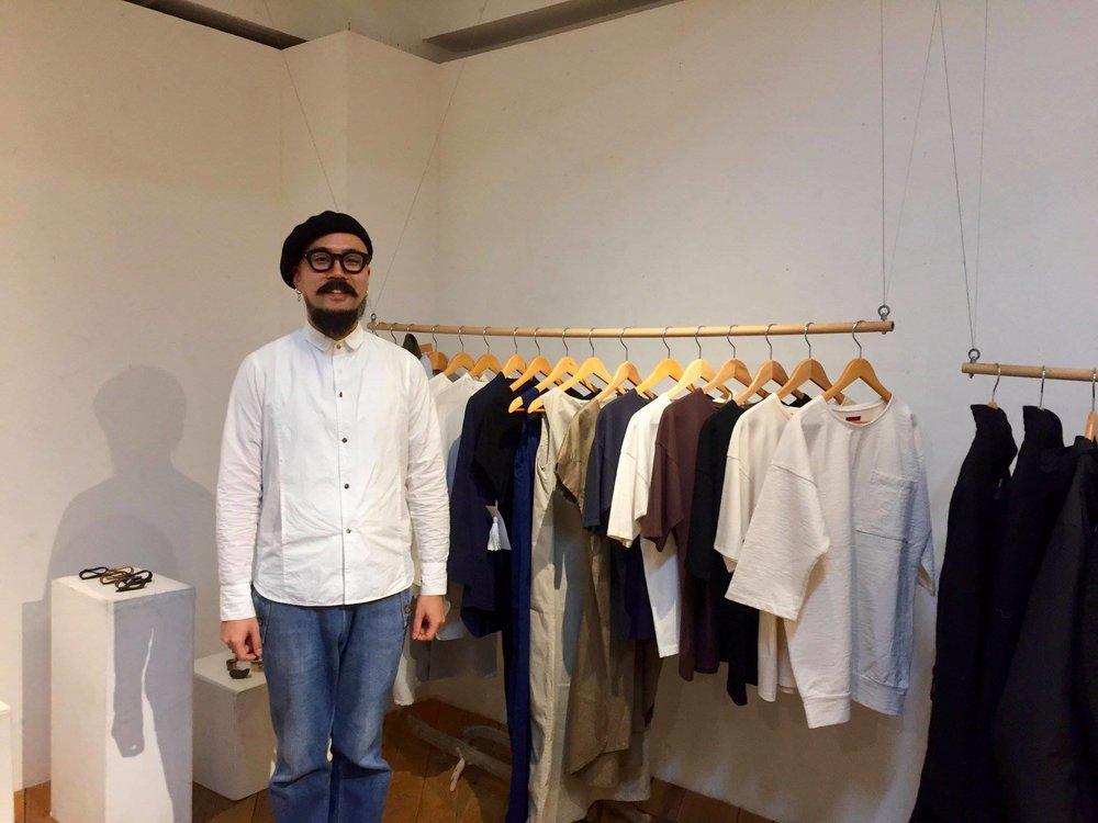 鶴田 剛郎(eofm 代表 兼 デザイナー)