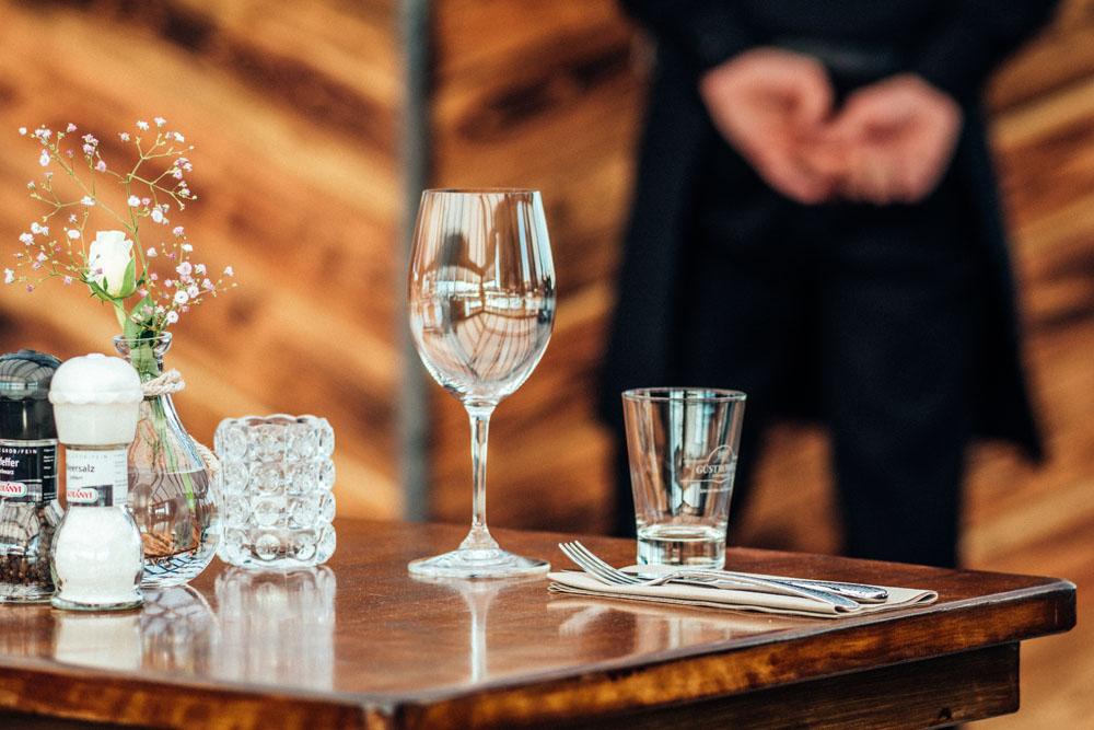 Dinner, Brunch oder Firmenfeier
