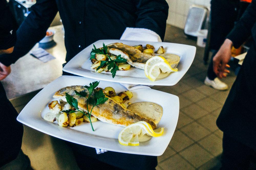 Otto´s# Rostock#Hafenrestaurant# Fischrestaurant#Panoramablick#lecker essen in Rostock