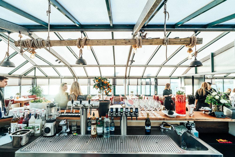 Otto´s Restaurantschiff# Rostock# Stadthafen# Cocktails# Bar#Fischrestaurant# Highlight# Rostock