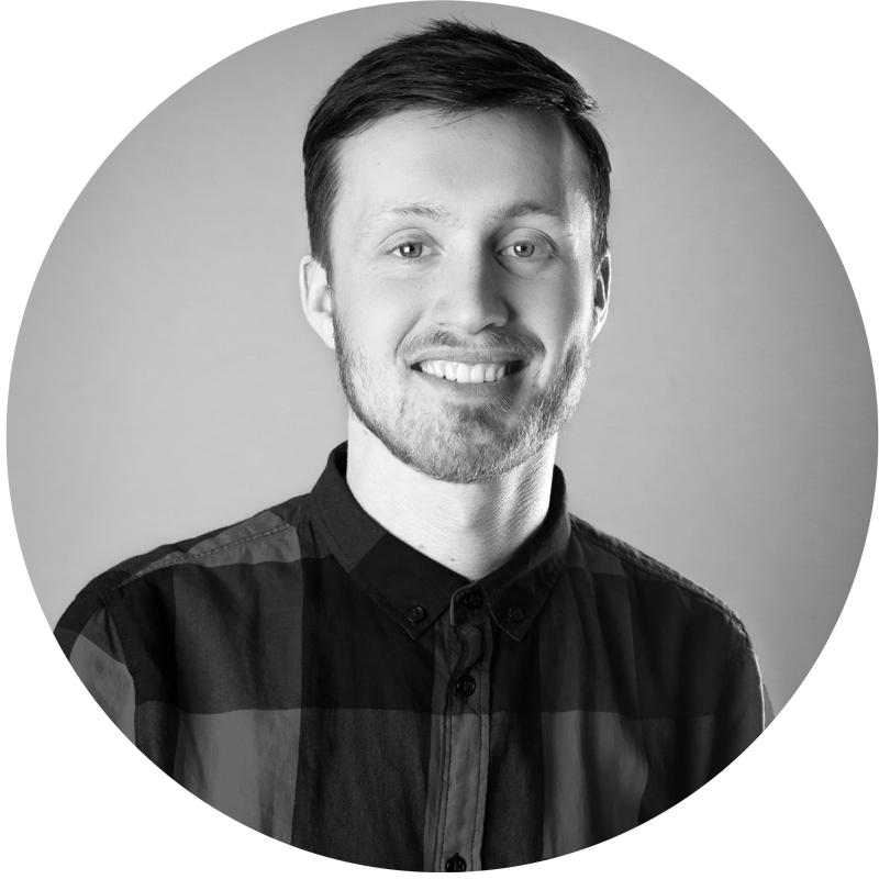 Vitalii, Founder & Technical Director
