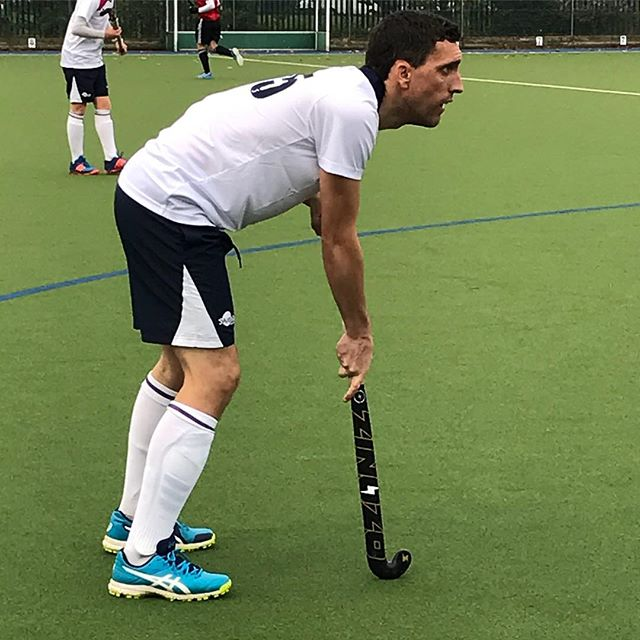 Spotted out and about in the South Prem this afternoon - #hockeystyle #fieldhockey #zinozohockey #zinozo #lb90 #BromBeckHC