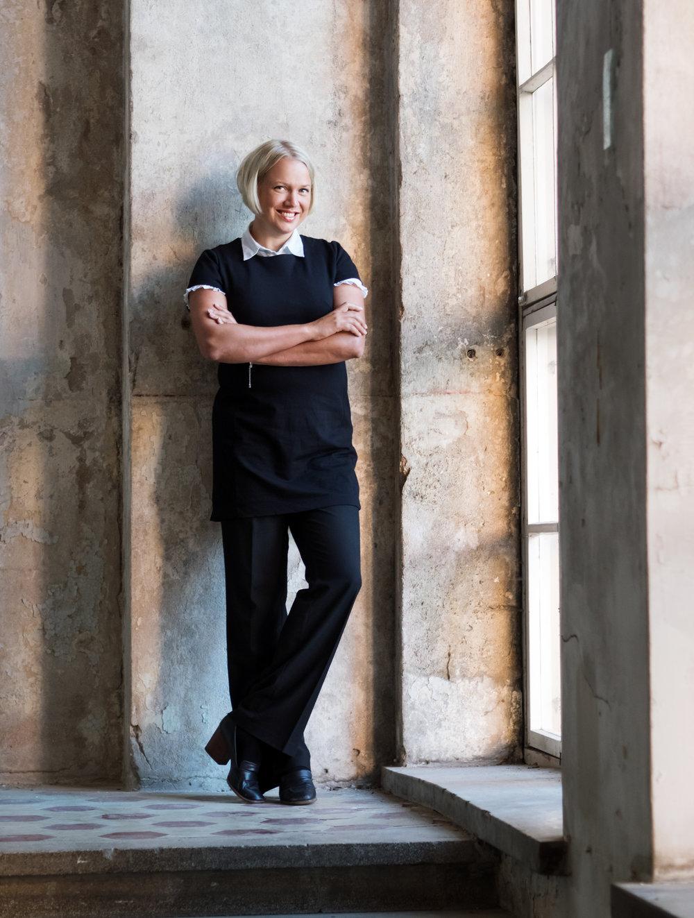Leena Roskala on Kumppania Oy:n toimitusjohtaja ja yrittäjä.  www.kumppania.fi