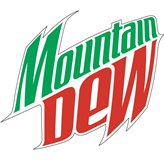 Mountain Dew company logo