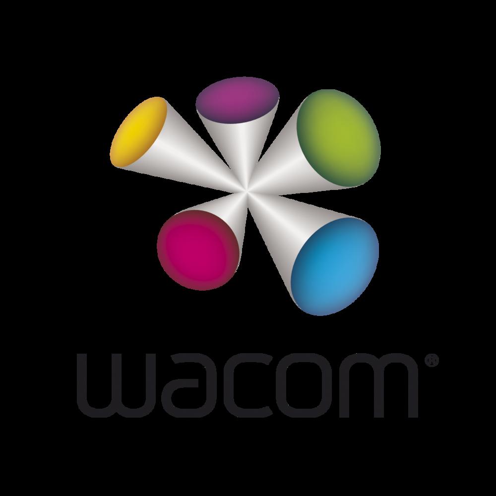 Wacom company logo