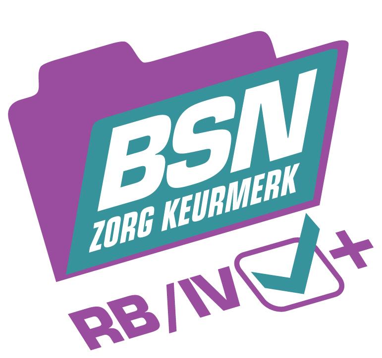 BSN Zorg Keurmerk RB /IV +